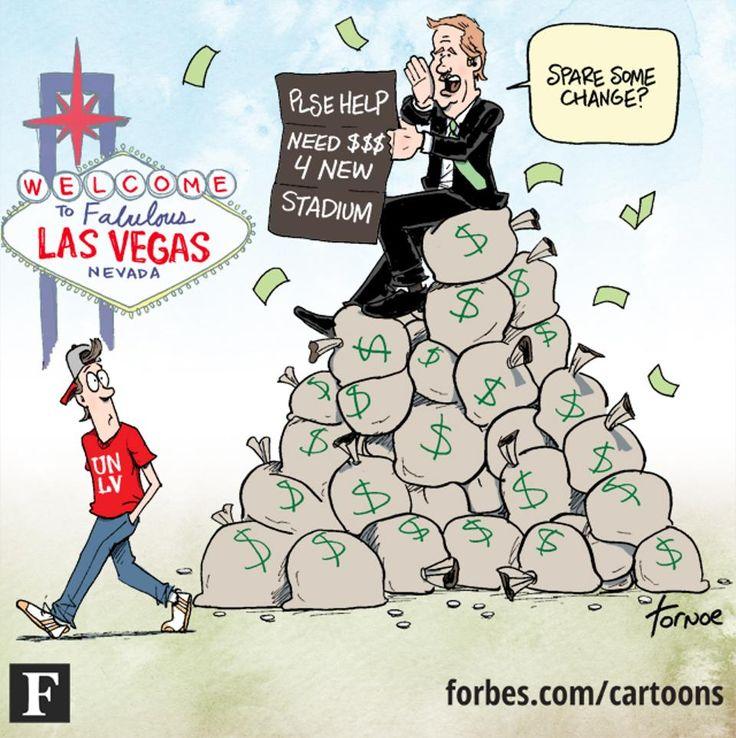 Las Vegas, Raiders, NFL, Football, Stadium, Taxpayers. Roger Goodell, $750 million