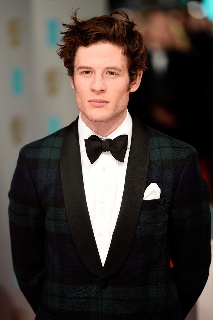 James Norton attends the EE British Academy Film Awards at The Royal Opera House on February 8, 2015 in London, England.