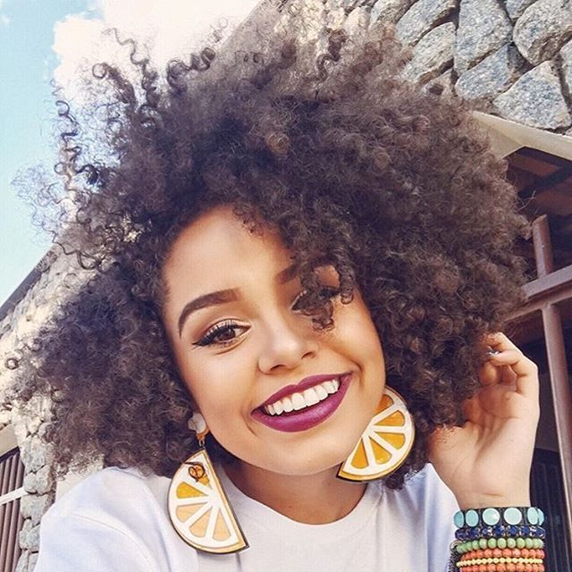 22 best Ana Lidia Lopes images on Pinterest | Natural hair, Curly ...