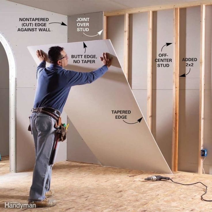 20 Tips For Working With Drywall