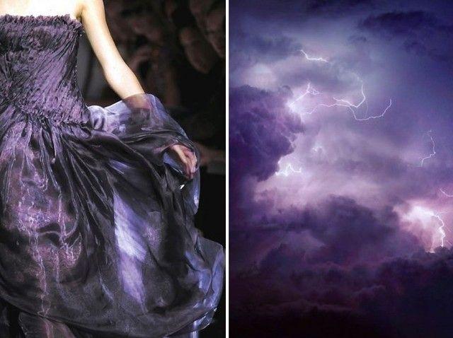 [divider] [/divider] L'artiste russe Liliya Hudyakova a créé une série de photos qui met en opposition des photos de robes de haute couture avec des p