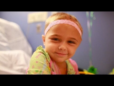 The Hope Scope - Cancer tries to take the joy of childhood away. No one is better at fighting childhood cancer than our specialists at Arnold Palmer Hospital. Meet the team of people that care for families battling cancer.