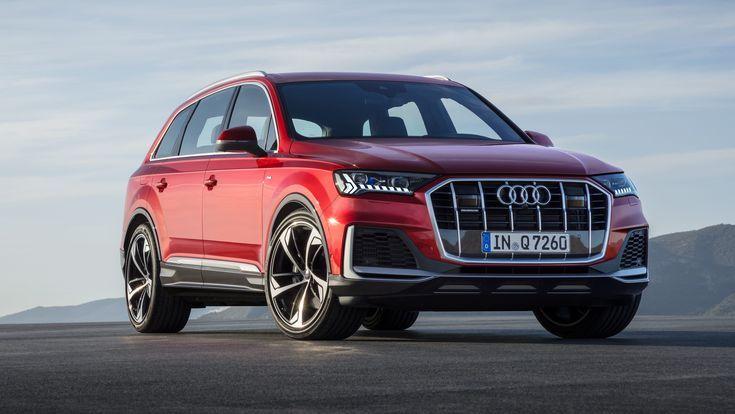 Audi Dit Het Interieur Met Officieel Uit Vernieuwde Audi Q7 Facelift Krijgt Het Nieuwe Interieur Topgear Nl Audi Q7