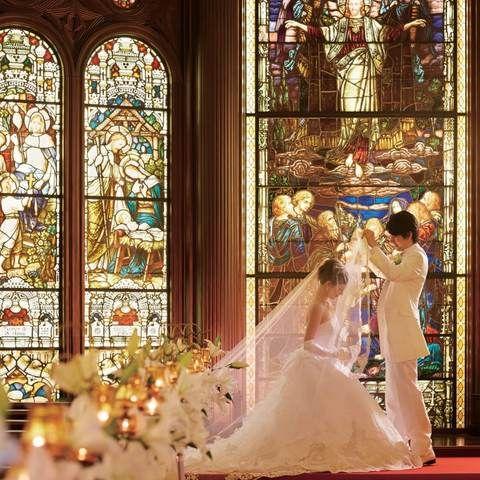結婚式・結婚式場のイメージがよく分かる!セントラファエロチャペル御堂筋の公式写真をチェック♪