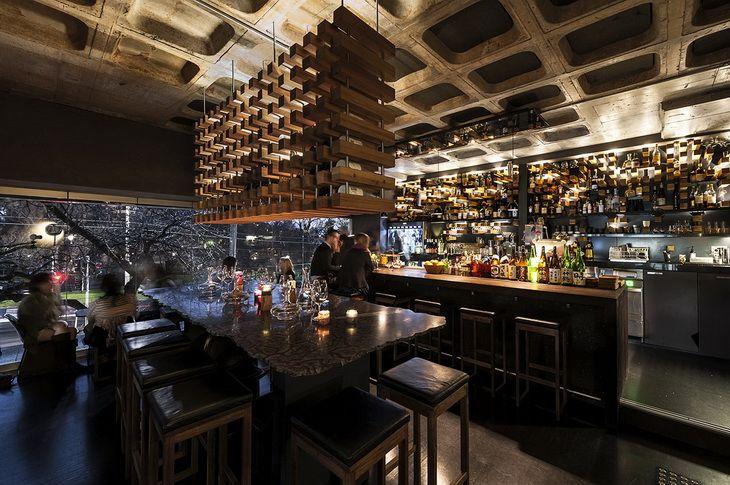 Denton Corker Marshall wins Best Bar Design for Hihou