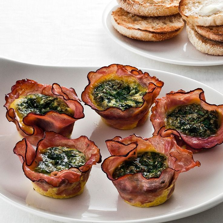 Entertaining at brunch time can be less stressful than a dinner party. Serve these mini quiches with croissants, a fruit platter and mimosas or freshly squeezed orange juice.