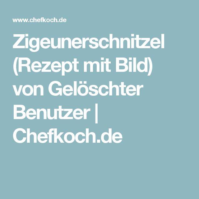 Zigeunerschnitzel (Rezept mit Bild) von Gelöschter Benutzer | Chefkoch.de