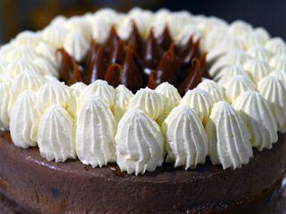 Torta tres ingredientes | recetas Choly Berreteaga  |