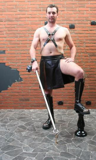 Gladiator skirt for men | Fearlezz Men | Pinterest | Gladiators ...