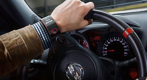 Nissan Nismo, Το smartwatch για το αυτοκίνητο - http://www.greekradar.gr/nissan-nismo-to-smartwatch-gia-to-aftokinito/