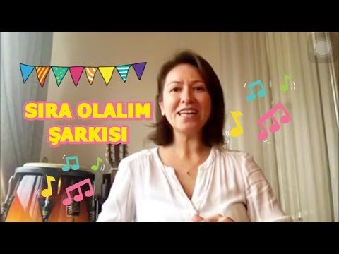 Sıra Olalım Çocuk Şarkısı - YouTube
