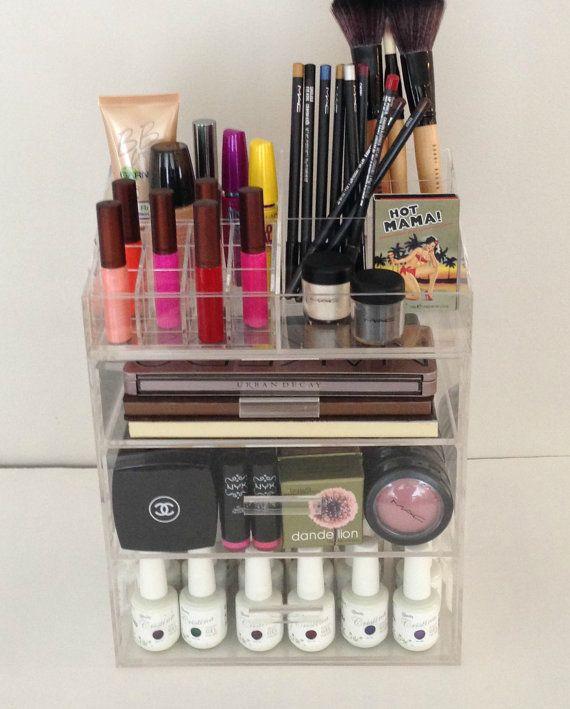 fragrance storage ideas best 25 clear acrylic makeup organizer ideas on pinterest clear