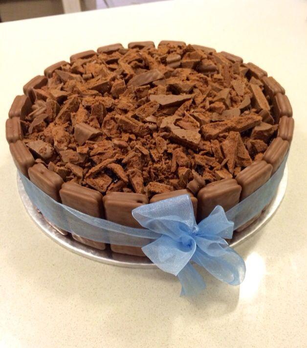 TimTam cake