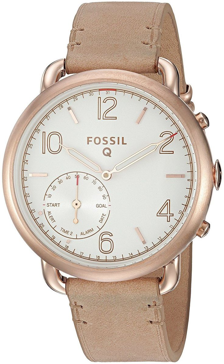 Fossil Q Tailor Hybrid Smartwatch Review