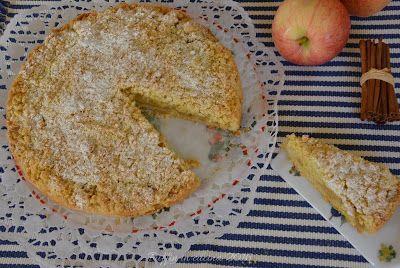Puffin in cucina e non solo...: Torta sbriciolata di mele