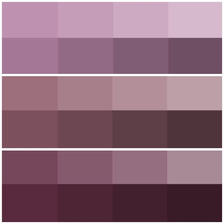 62 Best Images About Mauve Color Paints On Pinterest