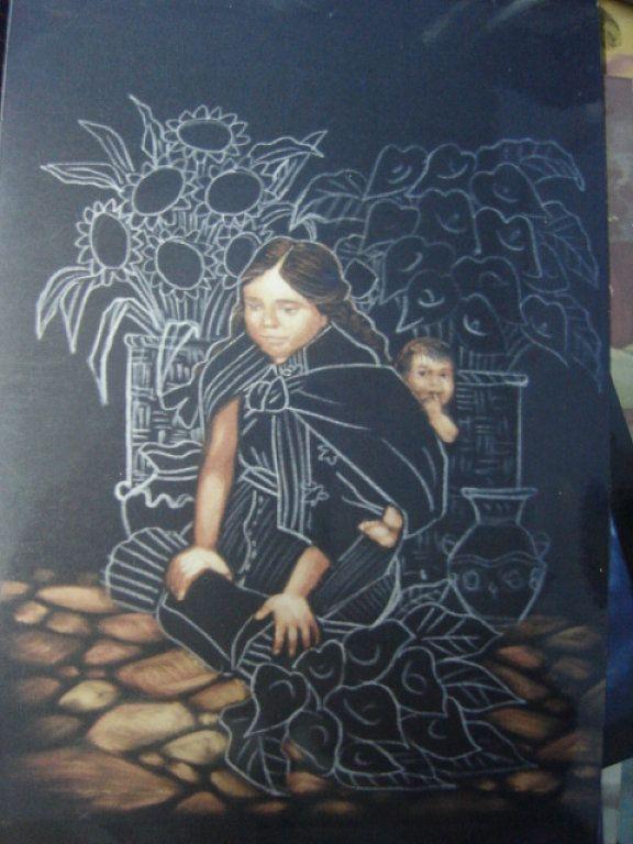 bordado guatemaltecoCuadros Bordado, To Visit, With Thread, Bordado Brasileño, Borando Chapin, Embroidered, Learn Crafts, Places, Bordado Guatemalteco