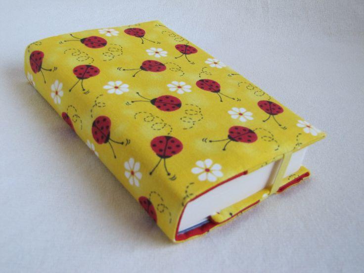 Buchhülle für kleine Taschenbücher oder Kalender