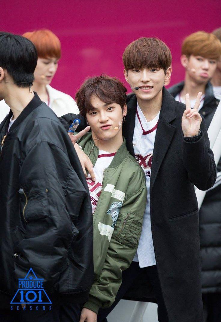 Joo Haknyeon (주학년) & Lee Gwanghyun (이광현)