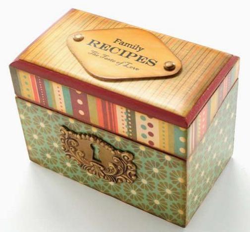 #decoupage #box