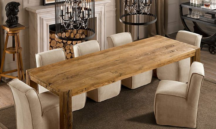 how to raise a dining room table 1