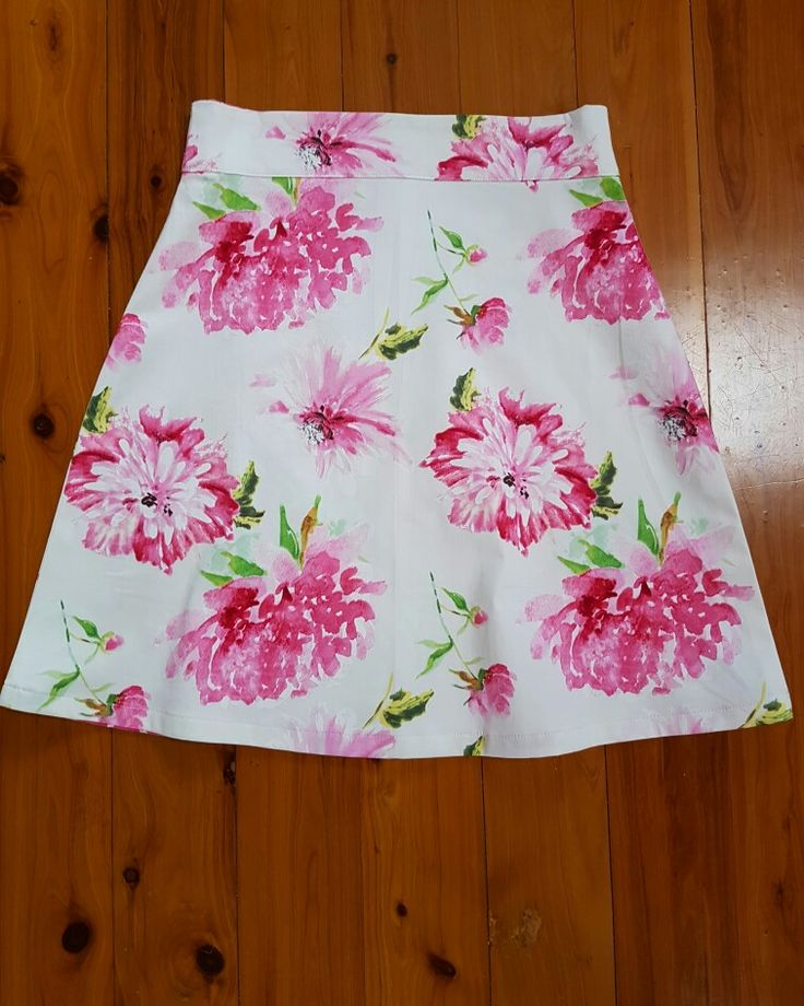 Delphine skirt.  Tilly and the buttons pattern