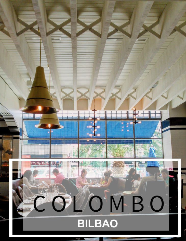 Colombo Bilbao | Restaurante kid-friendly