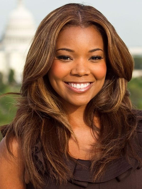 Light Brown Hair Color On Black Women   Rich Brown Hair ...