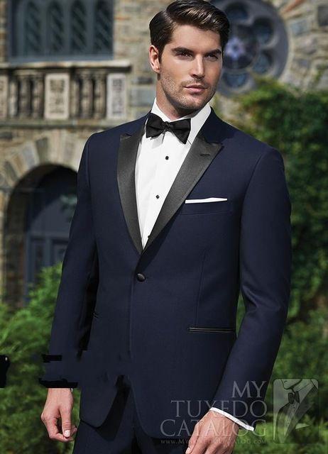 Para-hombre-vestido-de-boda-delgado-traje-comercial-ropa-hombre-trajes-azul- marino-moda-tres-pedazos 2e4da3101a6