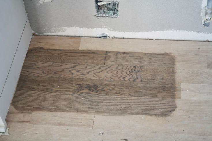 For Front Wood Door Duraseal Stain Doing 3 Parts