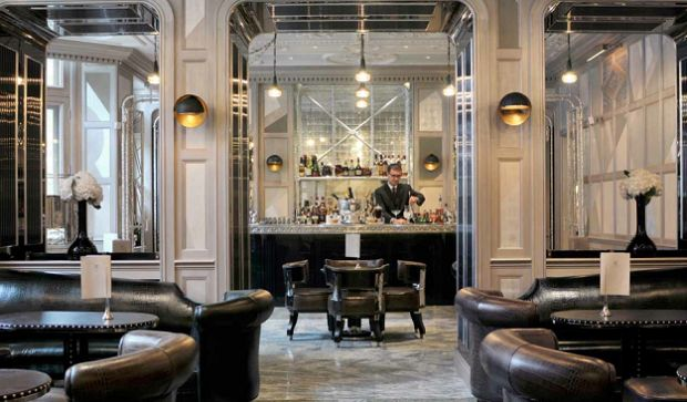 Best design guides david collins lobbies and hotel for Design hotel few steps from the david