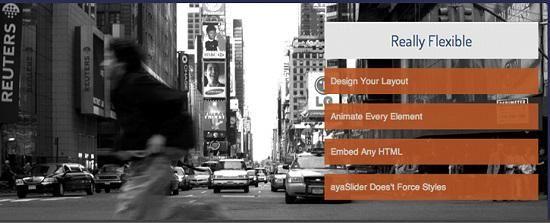 11 Fresh Responsive jQuery Content Sliders