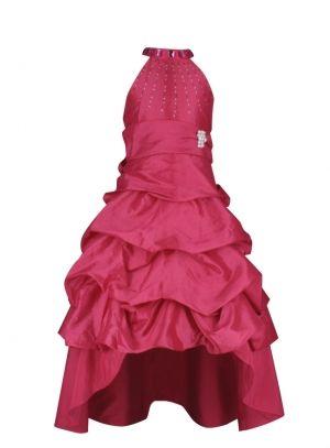 39,99 € - Une superbe robe de cérémonie pour fille de 2 à 14 ans. La robe est livrée avec son étole coordonnée. Elle est réalisée en tissu[...]