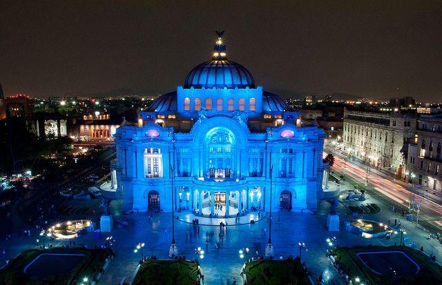 Palacio de Bellas Artes - Mexico City, México | Flickr - Photo Sharing!