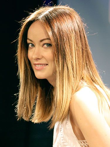 The Lob - Hairstyles for Square Faces - Cosmopolitan