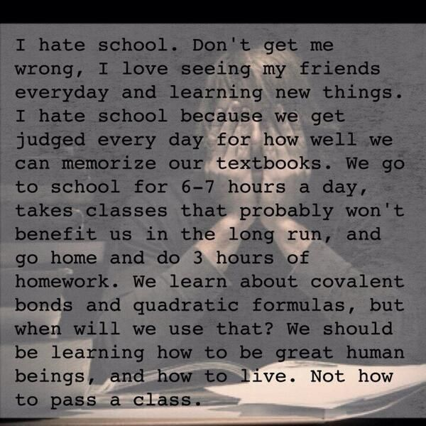 this sums up my thoughts on school pretty well.