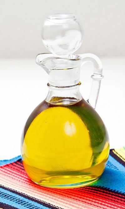 Perfuma el aceite