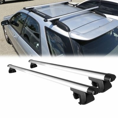 """Universal 48"""" Roof Top Cross Bars Luggage Cargo Rack For Auto / SUV / Car / Vans"""