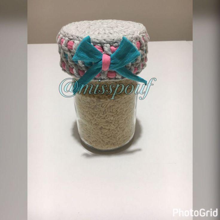 KAMPANYA  6 adet kavanoz kapağı 30 lira  Sipariş için�� DM ✉️ #sepet #bardakaltligi #amerikanservisi #örgühalı #penyehalı #knitting #crochet #tshirtyarn #spagettiip #örmeyiseviyorum #örgüpaspas #penyesepet #supla #puset  #örgü #elişi #elemeği #kadınca #örgümodelleri #handmade  #örgüaşkı #evhediyesi #penyeip #kavanozsüsleme #kavanozkapağı #kavanozsusleme #mutfakdekor #mutfak #mutfakaski #ceyizhazirligi http://turkrazzi.com/ipost/1520930155891425240/?code=BUbbesmFn_Y
