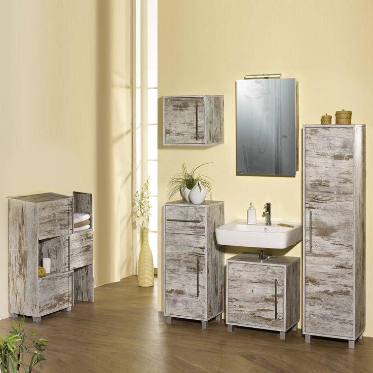 25+ melhores ideias de Badezimmer eiche no Pinterest Eiche möbel - villeroy und boch badezimmermöbel