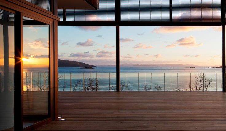 Exclusive private residences, Hayman Island, Qld, Australia  www.thumpbalustrades.com.au