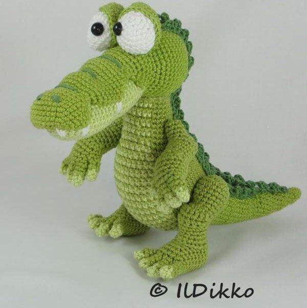 Konrad das Krokodil - jetzt auch in Deutsch :) Conrad the Crocodil - now also available in German :).