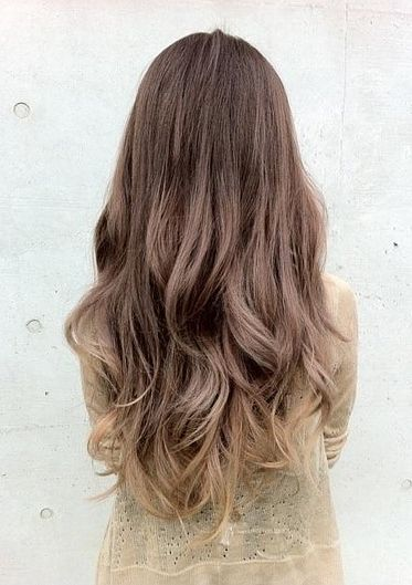 Yes! exactly what i want! very subtle ombre hair