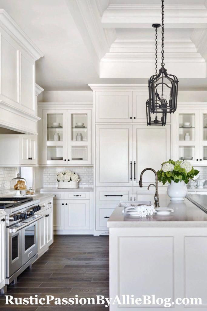 Kitchen Interior Design Catalogue Pdf Kitcheninteriordesign Farmhouse Kitchen Design Gorgeous White Kitchen White Kitchen Design