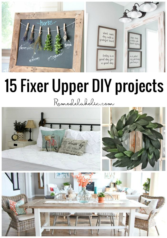 If you love the look of the FIXER UPPER style, channel your inner Joanna with…                                                                                                                                                                                 More