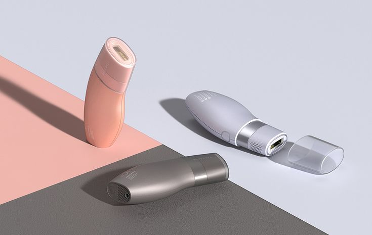 Pione Lite - IPL Hair Remover on Behance