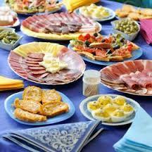 Resultado de imagen para comida para fiestas de cumpleaños de adultos