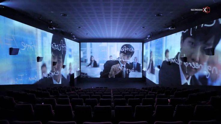 Berocca CF on CGV ScreenX - Lee Seung Gi