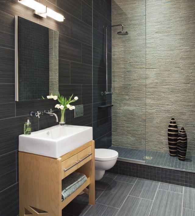 Bathroom, mozaika~perfect size  vanity.
