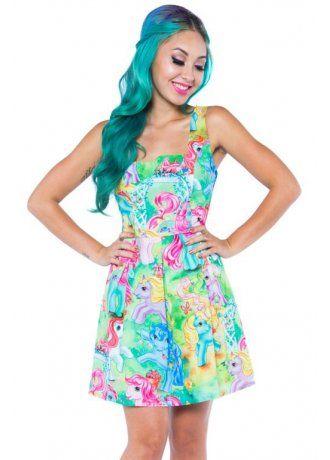 Iron Fist My Little Pony Dress, £44.99